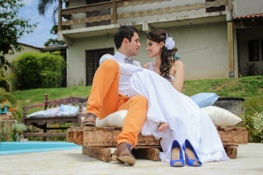 Casamento real + mini wedding: Jair & Viviane